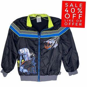 Star Wars Disney Store Jacket Boys 5/6